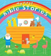 Cover art for MY FIRST BIBLE STORIES