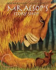 Cover art for MR. AESOP'S STORY SHOP