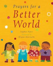 Cover art for PRAYERS FOR A BETTER WORLD