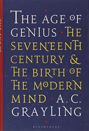 THE AGE OF GENIUS by A.C. Grayling