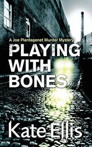Cover art for PLAYING WITH BONES