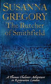 THE BUTCHER OF SMITHFIELD by Susanna Gregory