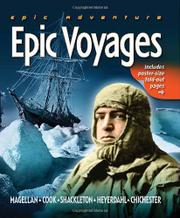 Cover art for EPIC VOYAGES