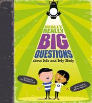 REALLY, REALLY BIG QUESTIONS ABOUT ME AND MY BODY by Stephen Law