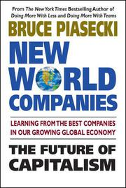 NEW WORLD COMPANIES by Bruce Piasecki