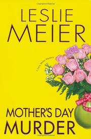 Book Cover for MOTHER'S DAY MURDER