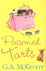 Book Cover for POISONED TARTS