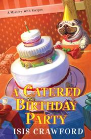 Book Cover for A CATERED BIRTHDAY PARTY