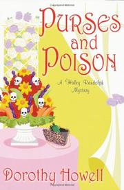 Book Cover for PURSES AND POISON