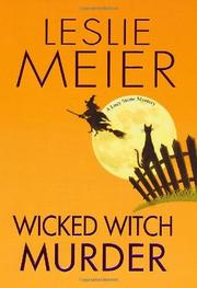 Cover art for WICKED WITCH MURDER