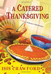 Book Cover for A CATERED THANKSGIVING