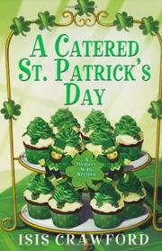 A CATERED ST. PATRICK'S DAY by Isis Crawford