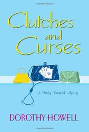 Cover art for CLUTCHES AND CURSES