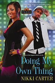 Book Cover for DOING MY OWN THING