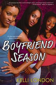 Cover art for BOYFRIEND SEASON