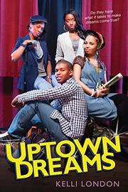 Book Cover for UPTOWN DREAMS