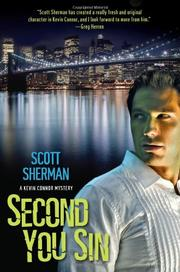 SECOND YOU SIN by Scott Sherman