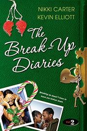 Book Cover for THE BREAK-UP DIARIES