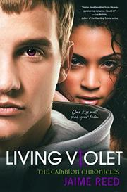Cover art for LIVING VIOLET