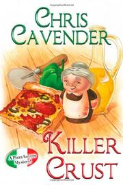 Book Cover for KILLER CRUST