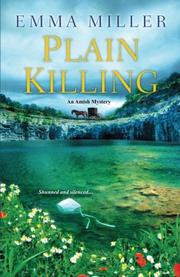 PLAIN KILLING by Emma Miller