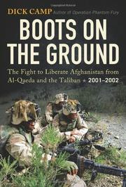 Book Cover for BOOTS ON THE GROUND