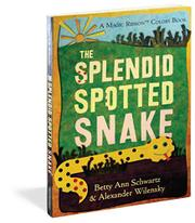 Cover art for THE SPLENDID SPOTTED SNAKE