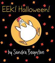 EEK! HALLOWEEN! by Sandra Boynton