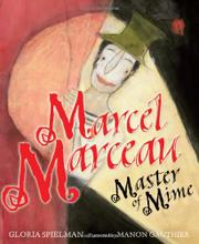 Cover art for MARCEL MARCEAU