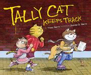TALLY CAT KEEPS TRACK by Trudy Harris