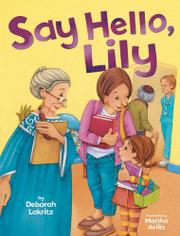 Book Cover for SAY HELLO, LILY