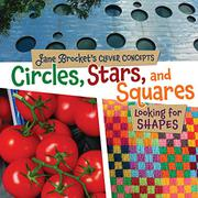 CIRCLES, STARS, AND SQUARES by Jane  Brocket
