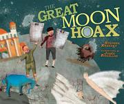 Book Cover for THE GREAT MOON HOAX