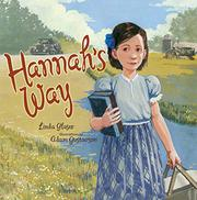 HANNAH'S WAY by Linda Glaser