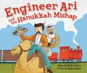 Cover art for ENGINEER ARI AND THE HANUKKAH MISHAP