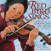 Book Cover for RED BIRD SINGS