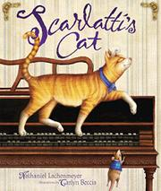 SCARLATTI'S CAT by Nathaniel Lachenmeyer