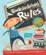 Book Cover for BACK-TO-SCHOOL RULES