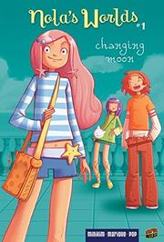 Cover art for CHANGING MOON