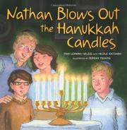 Cover art for NATHAN BLOWS OUT THE HANUKKAH CANDLES