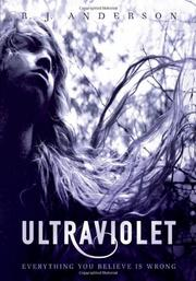 Cover art for ULTRAVIOLET