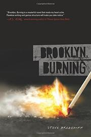 Cover art for BROOKLYN BURNING