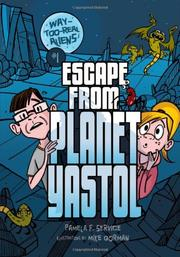 Cover art for ESCAPE FROM PLANET YASTOL