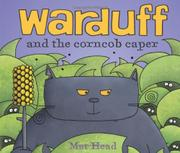 Cover art for WARDUFF AND THE CORNCOB CAPER