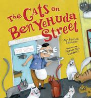 THE CATS ON BEN YEHUDA STREET by Ann Redisch Stampler