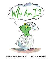 WHO AM I? by Phinn Gervase