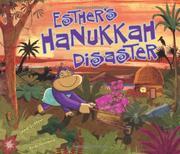 ESTHER'S HANUKKAH DISASTER by Jane Sutton