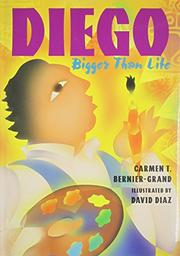 Cover art for DIEGO
