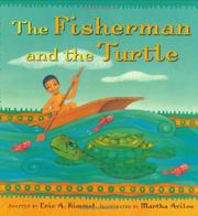 Book Cover for THE FISHERMAN AND THE TURTLE