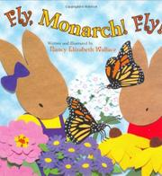 Cover art for FLY, MONARCH! FLY!